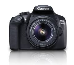 Canon eos 1300d dslr-digital video camera