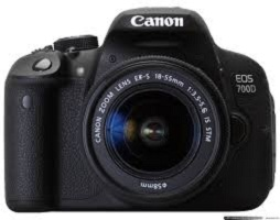 Canon eos 700d dslr camera-digital video camera