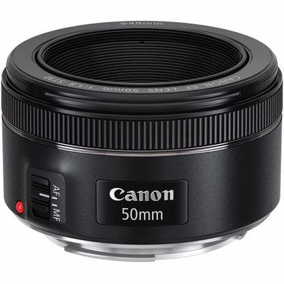 Canon EF 50mm F/1.8 STM Lens-camera lens