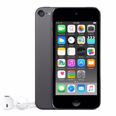 Apple iPod Touch 6th Generation 16gb: Mp3/mp4 movies, music