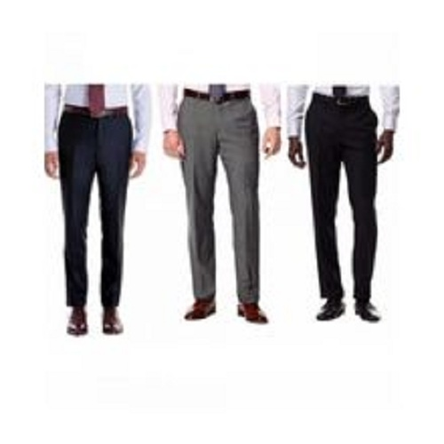 3n1 men suit trouser- Black, Grey, Navy blue