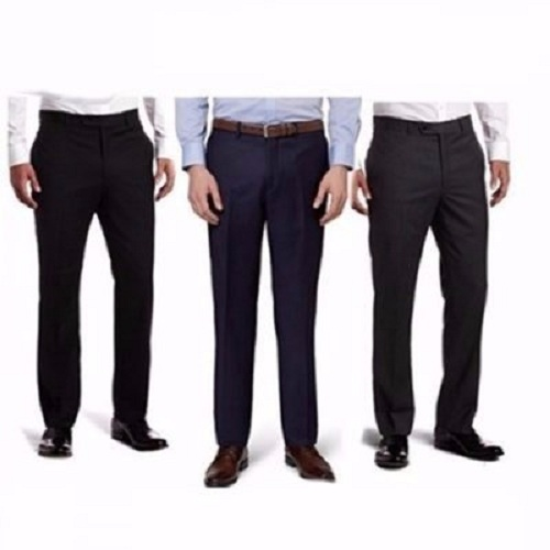 3n1 Men Executive Suit Trousers-Black,Blue,brown