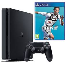 Playstation 4 500gb Fifa 19 Console Plus Game
