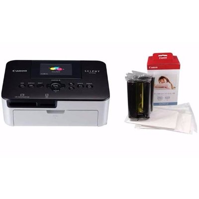 Canon CP1000 Photo Printer Plus Ink And Paper Set