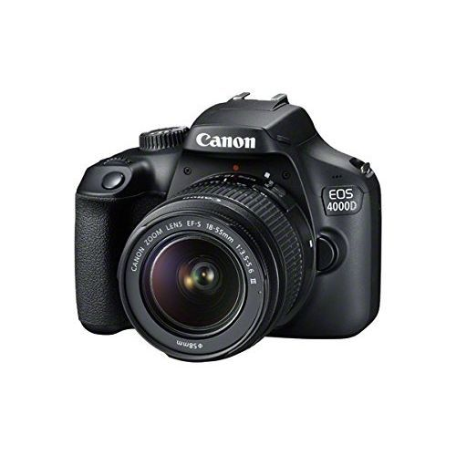 Canon Eos 4000d Digital Slr Camera